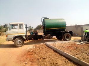 septic tank emptying